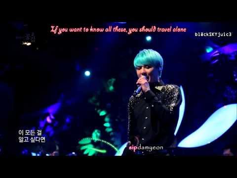 XIA Junsu - Golden Star LIVE [eng sub / han / roman] @ EBS Space Empathy