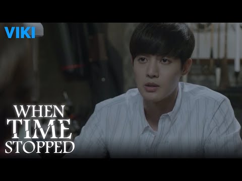 When Time Stopped - EP3 | Rules Between Kim Hyun Joong and An Ji Hyun [Eng Sub]