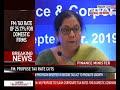 Will Boost Make In India: Nirmala Sitharaman On Corporate Tax Cut - 01:08 min - News - Video