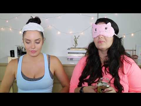 "What's That SMELL!"" The 'Sniff Test' Challenge with my Brazilian BFF Carolina  \ ChloeMorello"