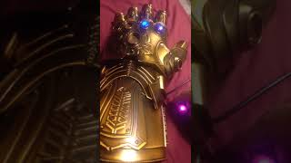 Alloy Infinity Gauntlet Infinity Stone Placement II