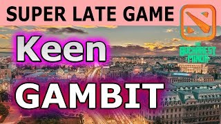 Gambit vs KG | Super Late Anti Mage vs Void Bucharest Minor