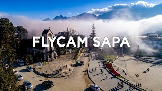 4K Flycam Việt Nam/ Bay trên Sapa – Y Tý/ Flying over Sapa