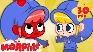 Mila is MORPHLE!!! - My Magic Pet Morphle   Cartoons For Kids   Morphle TV   Mila and Morphle