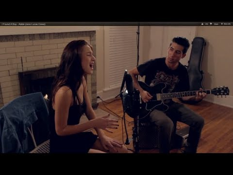I Found A Boy - Adele (Jenn Lucas Cover)