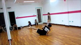 DnD Dance Studio - John Huy Tran Contemporary workshop 10/5/2012