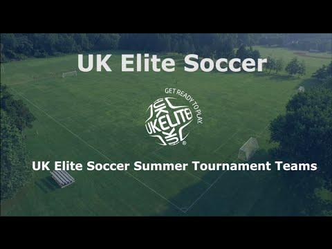 Team UK Elite Summer Tournament Teams