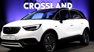 new opel crossland x 2017 sound cloud soundmixed. Black Bedroom Furniture Sets. Home Design Ideas