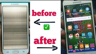 samsung j1 ace blank screen done by mm@8 - Moosa Musthaq