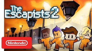 The Escapists 2 – Rattlesnake Springs Reveal - Nintendo Switch
