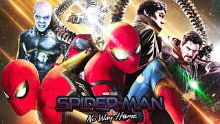 Spider-Man No Way Home FUNNY SCENE & VILLAINS CONFIRMED