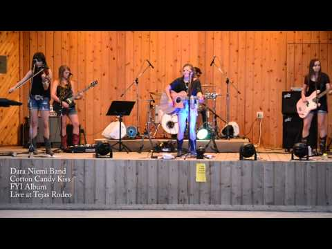 Dara Niemi Band - Cotton Candy Kiss (Original)