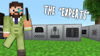 Minecraft Experts 2 | THE EXPERTS! | Modded Minecraft