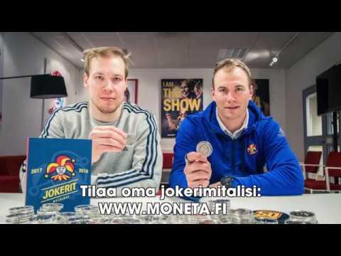 500 jokerimitalin ja kahden pelaajan Moneta Challenge!