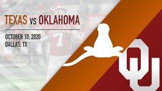 OU Highlights vs Texas (10/10/2020)
