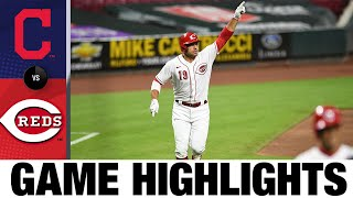 Joey Votto, Sonny Gray lead Reds in win | Indians-Reds Game Highlights 8/3/20