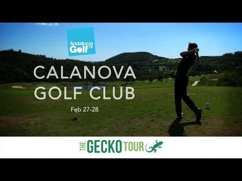 the gecko tour 201617 22 calanova golf club