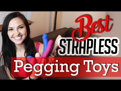 Best Strapless Strap On | Recommended Vibrating Strapless Strap On Dildos | Strapless Pegging Toys