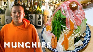 The Best Drunk Food in Japan with Ty Demura