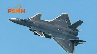 10 chiếc Máy bay Chiến đấu mạnh nhất hiện nay của các cường quốc