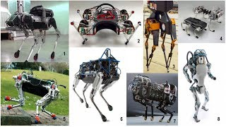 top advancements in legged robotics