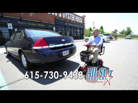 Buzzaround XL Mobility Scooter by Golden Technologies Nashville Tennessee All Star Medical