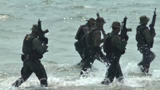 Royal Thai Navy Exercise Opening 2017