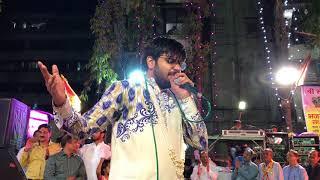Raj Pareek बचपन से सुना हमने मालिक तू हमारा है  dt 11.02.18 @ श्री साई मंदिर  मलाड वेस्ट मुम्बई !!