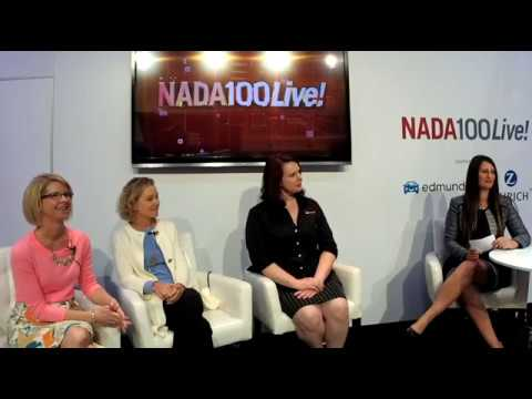 NADA100Live Stage- Women Dealers' Panel