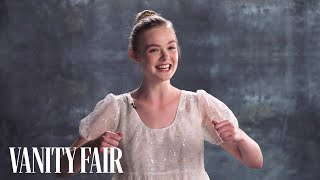 Elle and Dakota Fanning Talk Which Movies They Can't Turn Off | Vanity Fair