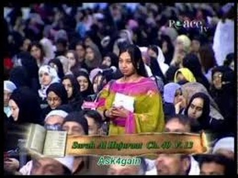 Muslim Woman became Christian & her Shahada ( كلمة الشهادة ) Witness of Conversion
