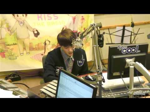130313 Sukira - Ryeowook singing