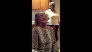 Mother Hazel sings When I Get Home