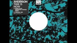 Jamie Anderson- The time is now ( original mix )
