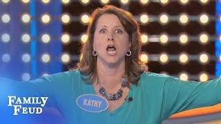 Will the Shaffers win $20,000?   Family Feud
