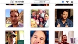 Chris Pratt Instagram Edit