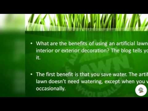 Advantages Of Artificial Lawn Adelaide Can Offer