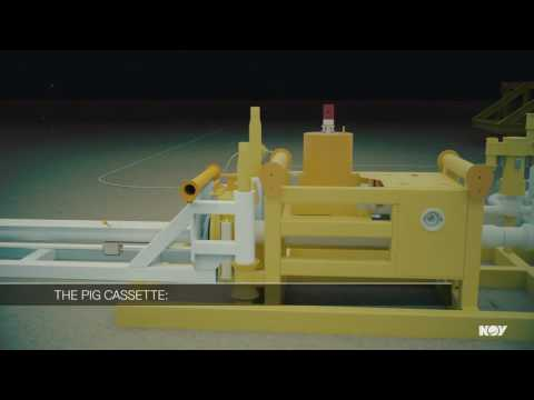 Subsea Production Systems | Subsea Automatic Pig Launcher
