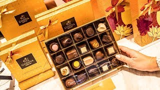 Godiva Gold Discovery Collection Chocolates