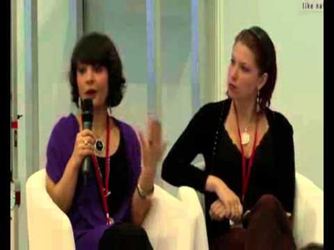 MakeUp in Paris 2011 - Conférence 3D - partie 1