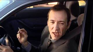 American Beauty Kevin Spacey applies for job drive through