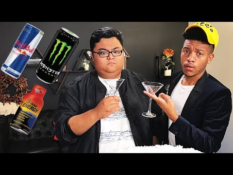 Incredible Energy Drink – Taste Test!