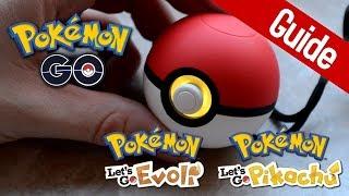 Pokéball Plus: Alle Funktionen mit Pokémon Go und Pokémon Let's Go in der Übersicht