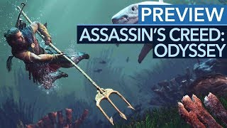 Assassin's Creed: Odyssey - Fazit nach den ersten 6 Stunden