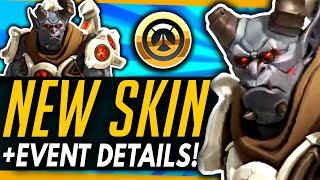 Overwatch | NEW LEGENDARY SKIN + More Event Details Revealed!