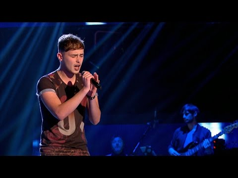 Joe Woolford performs 'Lights' - The Voice UK 2015: Blind Auditions 3 - BBC One