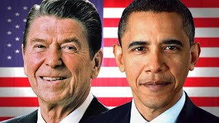 The History of US Presidential Elections (1964-2016)