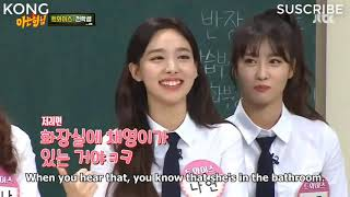 Funny Moments | Knowing Brother | Kim Heechul |TWICE
