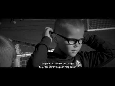 At kunne spille fodbold trods synsfejl - På Lige Vilkår