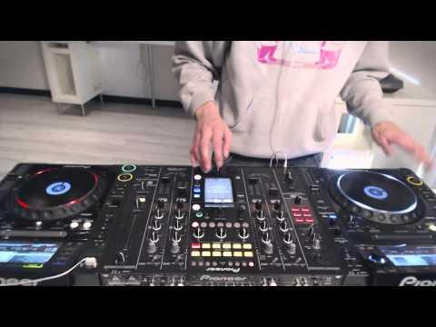 Pioneer Cdj & Djm 2000 mix Video